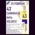 43′ CAMMINATA DELLA VOLONTA'